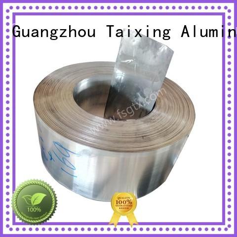aluminum material aluminum coil stock 6061 TAIXING ALUMINUM Brand company