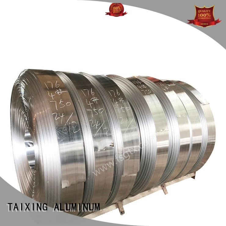 high 6061 price material aluminum coil stock TAIXING ALUMINUM