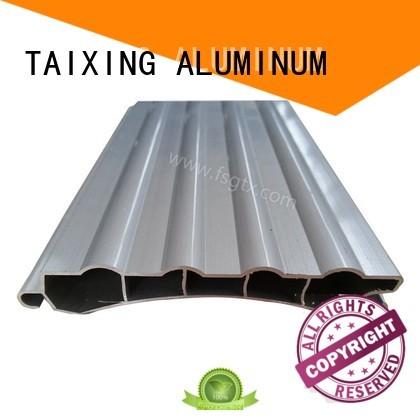aluminium doors road gate Bulk Buy roller TAIXING ALUMINUM