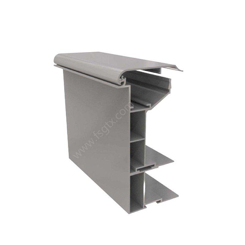 Outdoor light box aluminum alloy profile