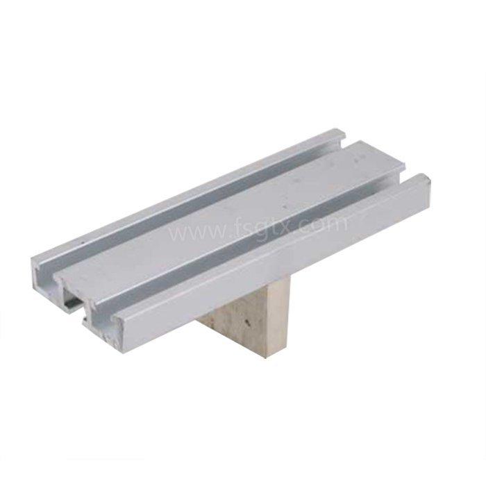 threesided light lightbox aluminium profile box TAIXING ALUMINUM Brand company