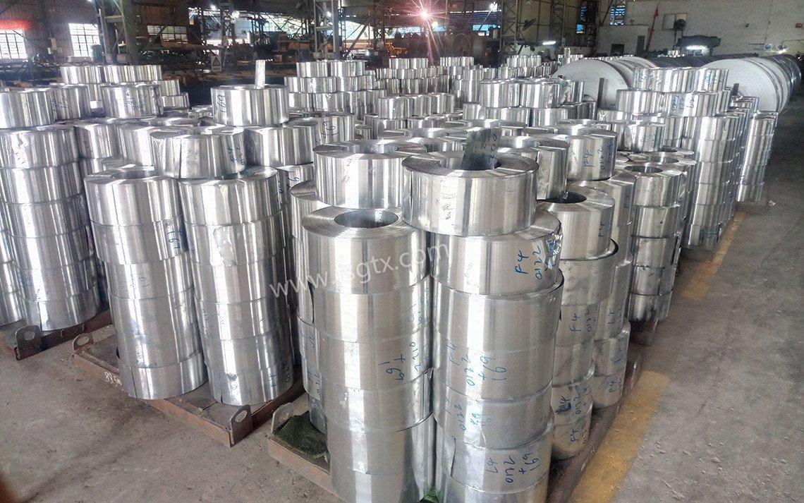 Custom price aluminum coil stock aluminum TAIXING ALUMINUM