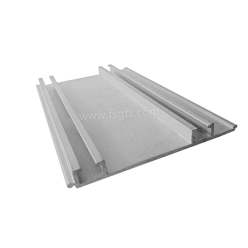 Triangle aluminum profile rod alloy metal TAIXING ALUMINUM Brand company