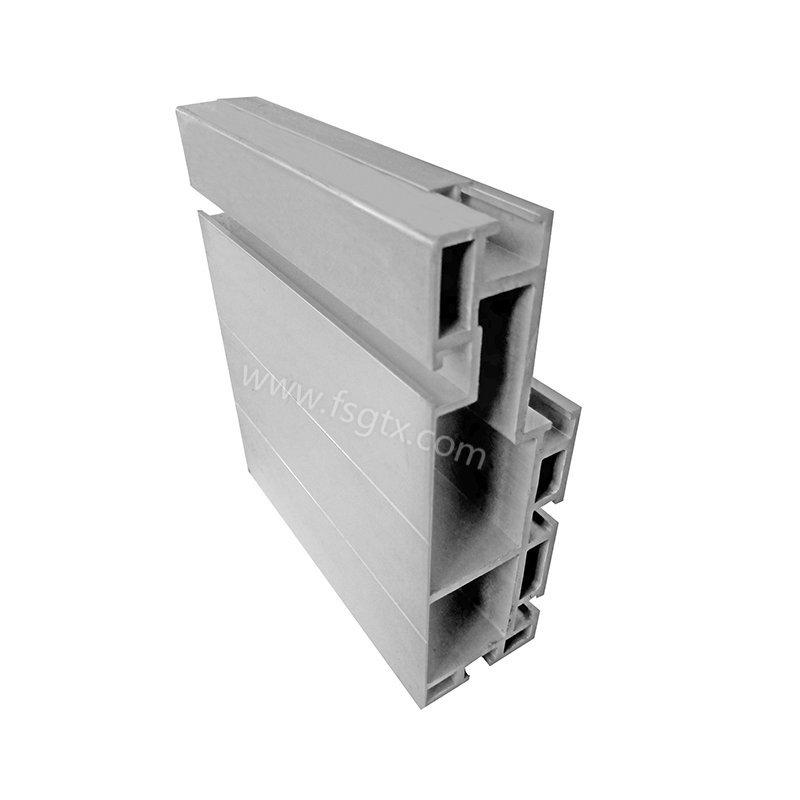 Hot triangle aluminum tube alloy TAIXING ALUMINUM Brand