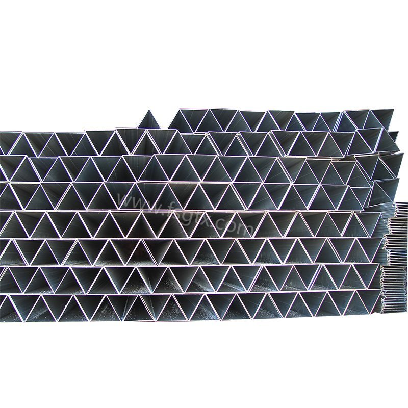 precision 6061 triangle aluminum tube best TAIXING ALUMINUM