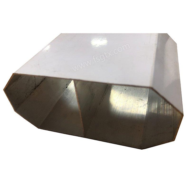 Material 6063 brake lever aluminum alloy profile