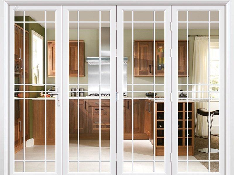 Aluminum alloy window