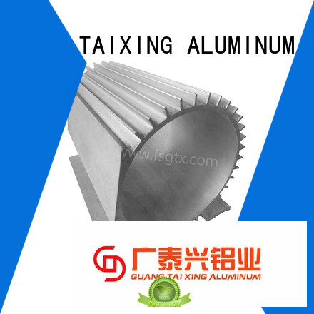 aluminum radiators with electric fans tube sale Warranty TAIXING ALUMINUM