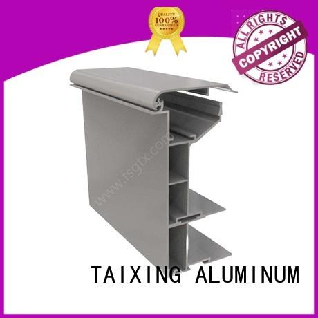 TAIXING ALUMINUM Brand indoor feature aluminium profile system profiles supplier