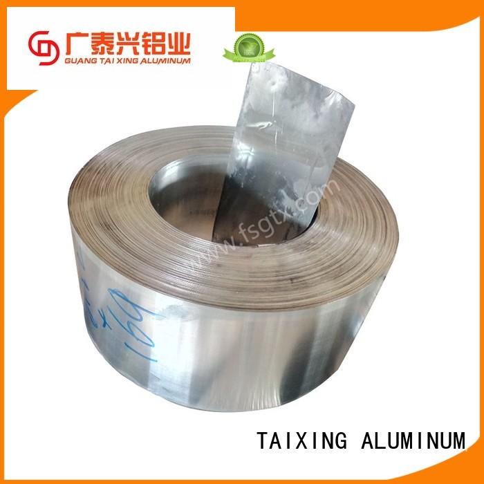 Wholesale price aluminum coil stock TAIXING ALUMINUM Brand