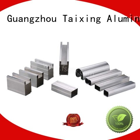 vehicle material brake aluminium profile door TAIXING ALUMINUM