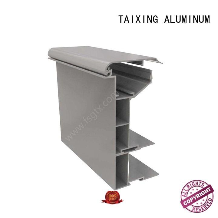 alloy led aluminium profile system TAIXING ALUMINUM Brand