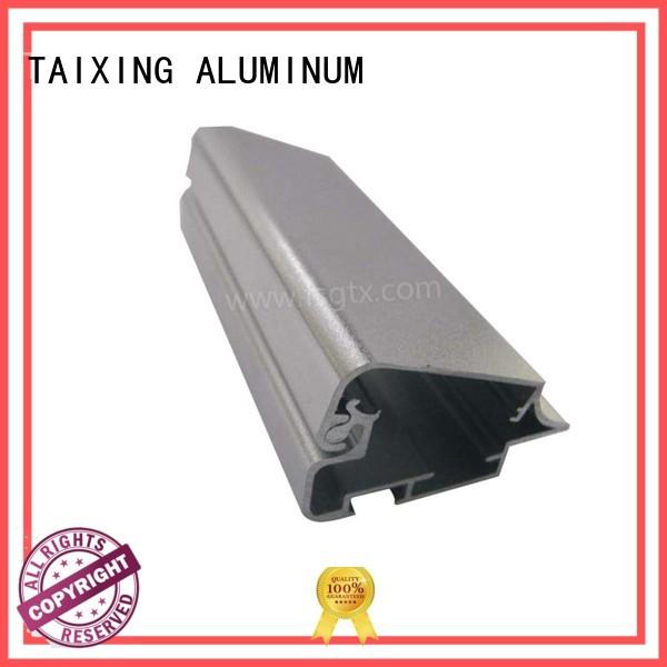 aluminium profile system light outdoor lightbox aluminium profile TAIXING ALUMINUM Brand