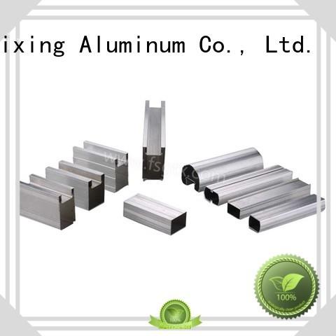 TAIXING ALUMINUM Brand aluminum road material custom aluminium doors