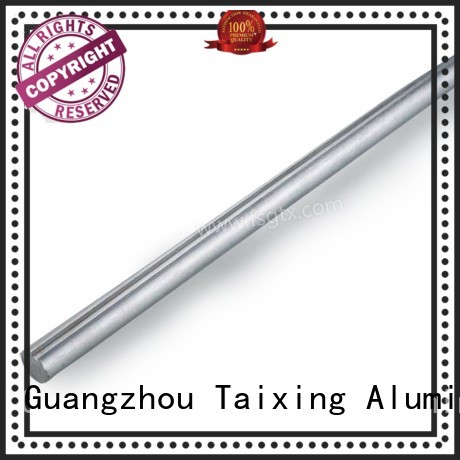 Triangle aluminum profile triangular TAIXING ALUMINUM Brand triangle aluminum tube