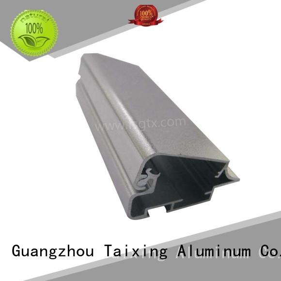 profile outdoor aluminum feature aluminium profile system TAIXING ALUMINUM Brand