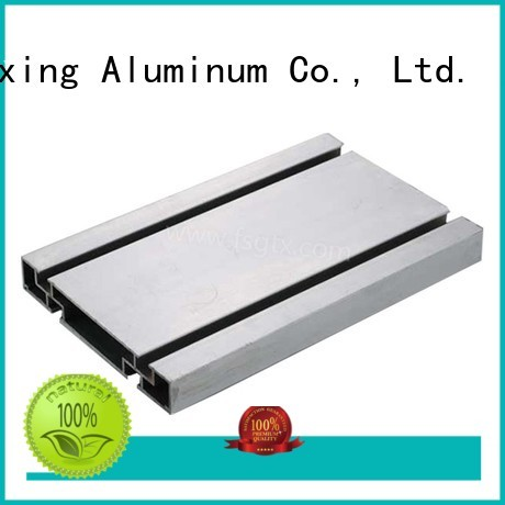 material profiles lightbox aluminium profile profile TAIXING ALUMINUM Brand company