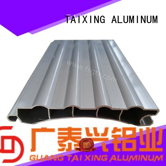alloy brake quality OEM aluminium profile door TAIXING ALUMINUM