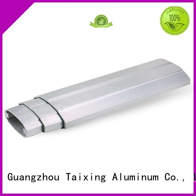 Custom equipment aluminum aluminium profile door TAIXING ALUMINUM sale