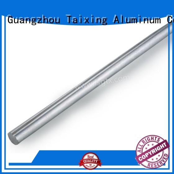 6063 Triangle aluminum profile metal TAIXING ALUMINUM company
