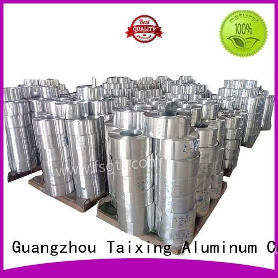 aluminum coil manufacturers 6061 price TAIXING ALUMINUM Brand