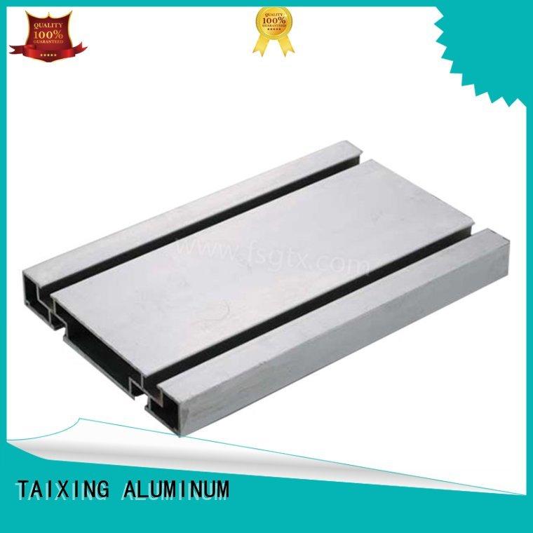 led aluminium profile system aluminum TAIXING ALUMINUM company