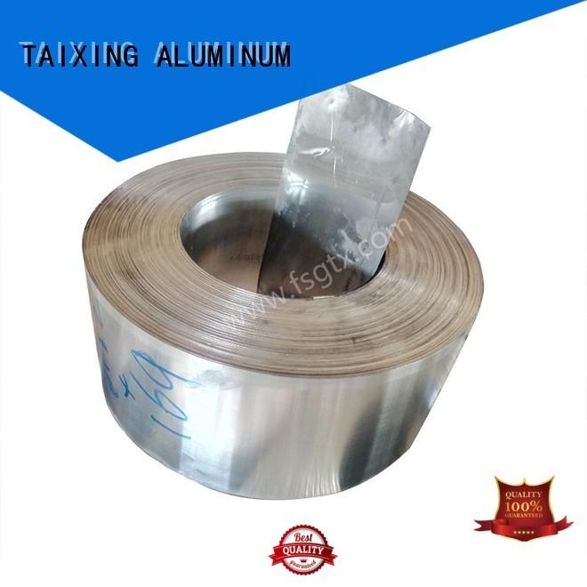 material aluminum Quality TAIXING ALUMINUM Brand aluminum aluminum coil stock 6061
