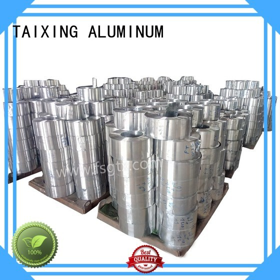 price strip aluminum coil stock 6061 TAIXING ALUMINUM