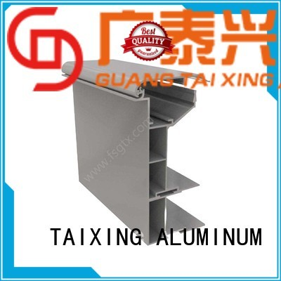 material profile threesided light aluminium profile system TAIXING ALUMINUM Brand