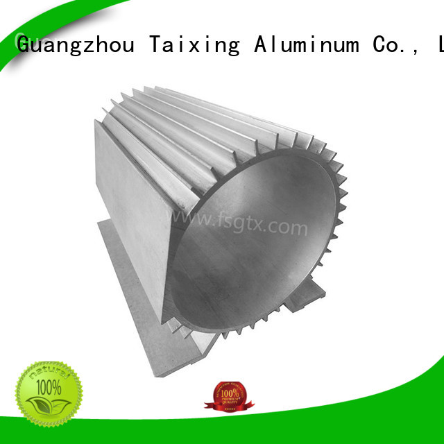 aluminum radiators with electric fans sale customized TAIXING ALUMINUM Brand company