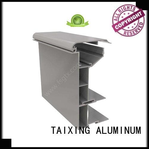 aluminium profile system led feature material TAIXING ALUMINUM Brand