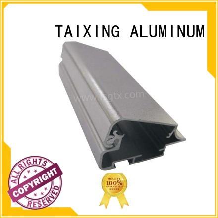 aluminium profile system light material lightbox aluminium profile indoor TAIXING ALUMINUM Brand