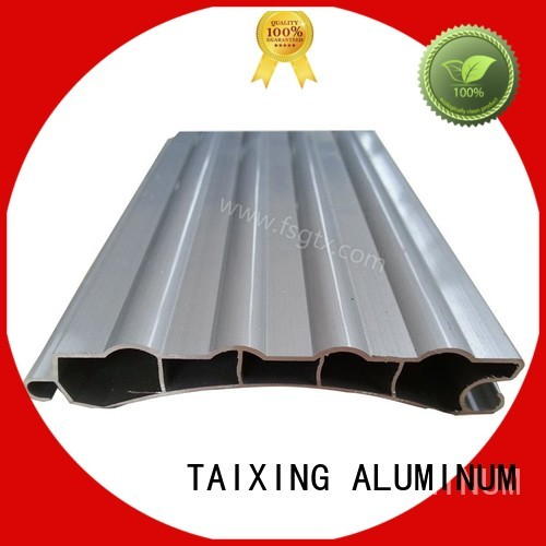 Quality TAIXING ALUMINUM Brand 6063 profile aluminium profile door