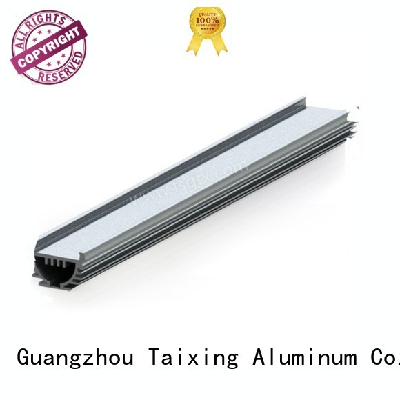 alloy tube OEM aluminum radiators TAIXING ALUMINUM