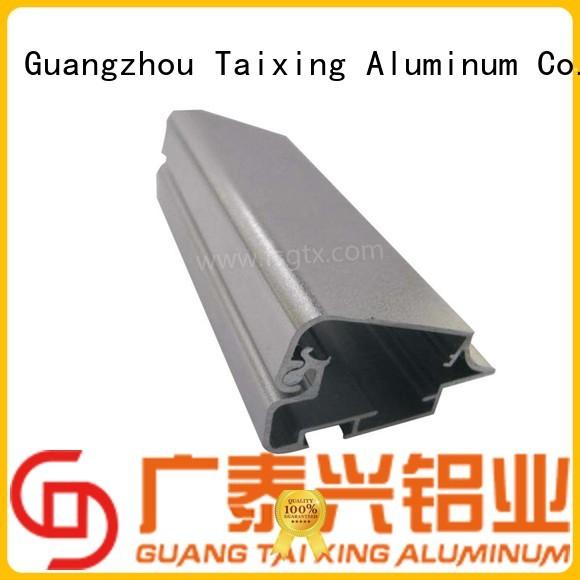 outdoor advertising lightbox aluminium profile material TAIXING ALUMINUM company