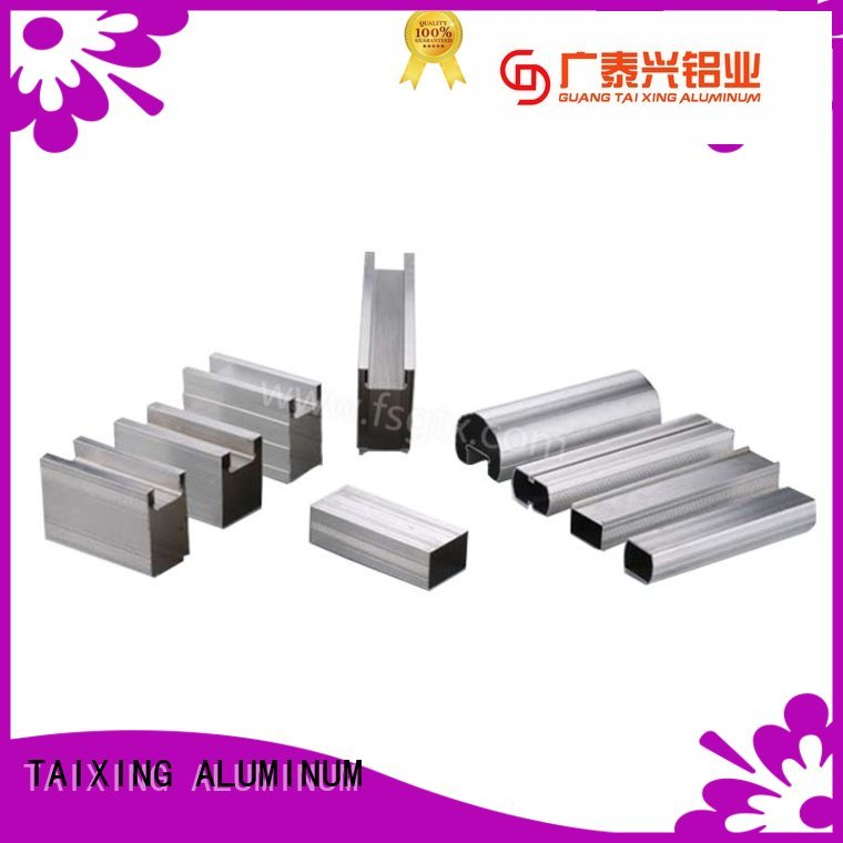 quality aluminium profile door equipment TAIXING ALUMINUM company