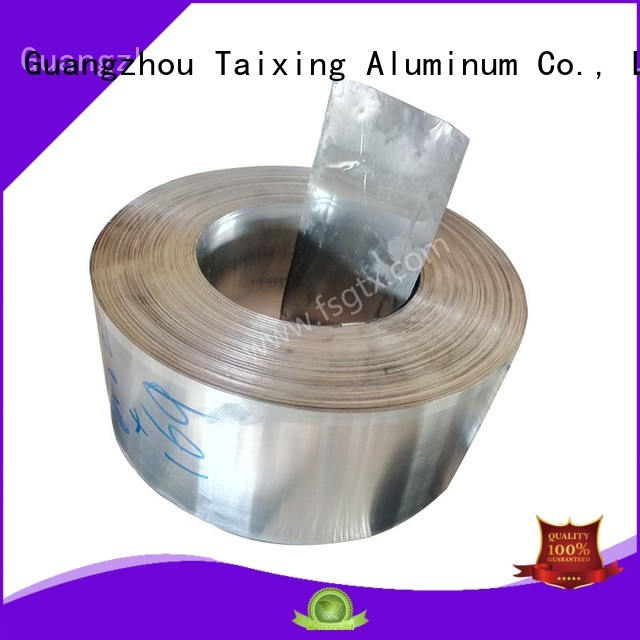 Wholesale high strip aluminum coil stock TAIXING ALUMINUM Brand