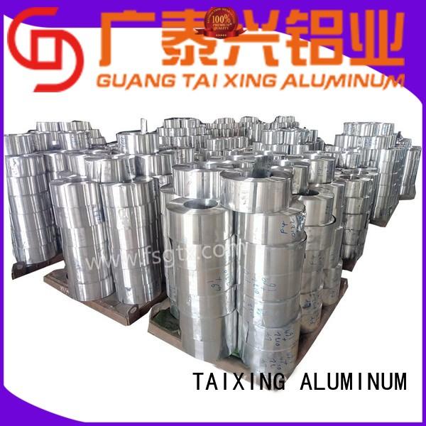 strip aluminum coil manufacturers price low TAIXING ALUMINUM Brand